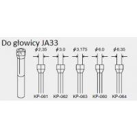Tulejki zaciskowe do głowicy JA33